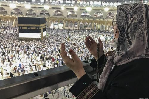 Arabia Saudí permite que 50 presos completen el Hach
