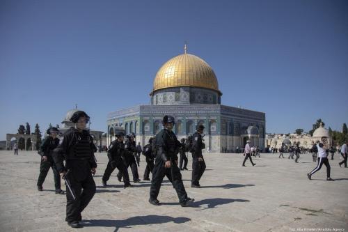 "Palestina advierte una ""guerra religiosa"" por el statu quo de…"
