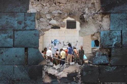Emiratos llama al diálogo para poner fin a la violencia…