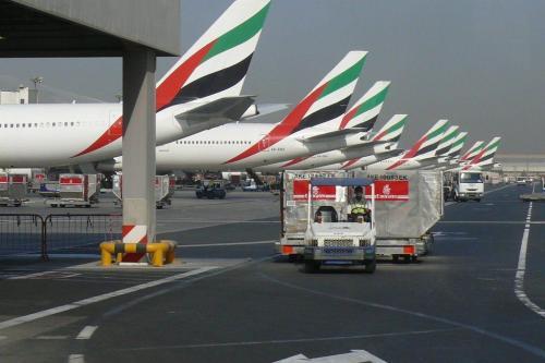 Dubai deja de trabajar en el proyecto del aeropuerto más…