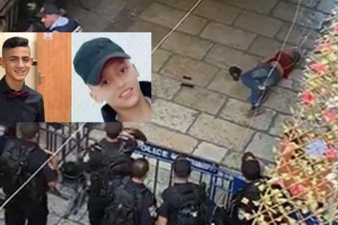 Israel retendrá el cuerpo de un niño palestino para usarlo…
