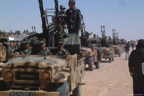 Marruecos acusa a Emiratos Árabes Unidos de apoyar el Frente…