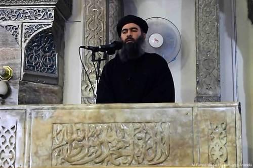 Al-Baghdadi nomina al iraquí Abdullah Qardash como su sucesor para…