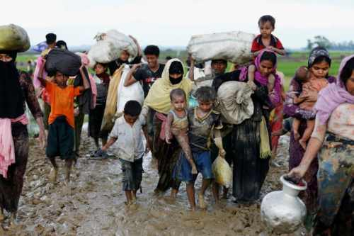 Los rohingya rechazan su repatriación a Myanmar ante la indiferencia…