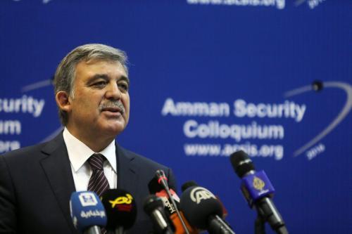 Los disidentes del Partido Justicia y Desarrollo de Turquía se…