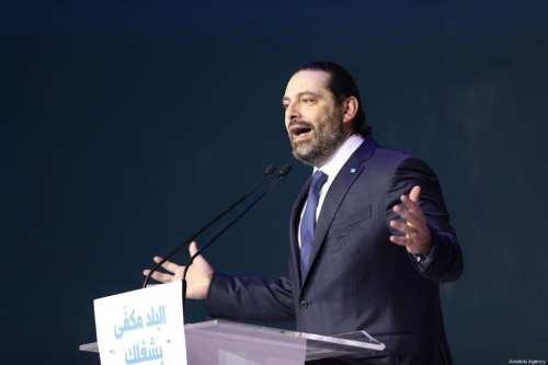 El primer ministro del Líbano niega haber evitado la cooperación…