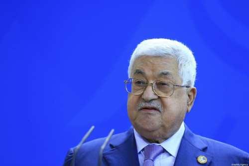 Encuesta: Más del 60% de los palestinos quieren que Abbas…