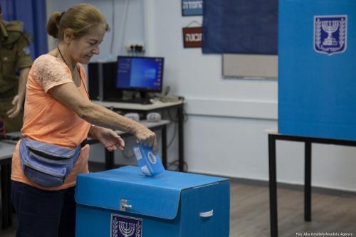 Los israelíes acaban de votar por la ocupación: dejad de…