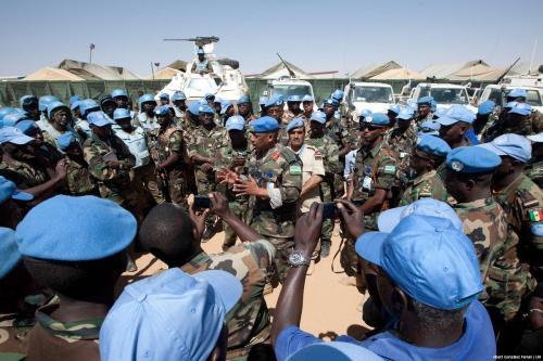 UNAMID está lista para desempeñar un papel en conseguir la…