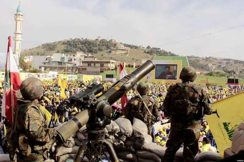 """Hezbolá del Líbano: """"Nuestras tropas entrarán en Israel"""""""