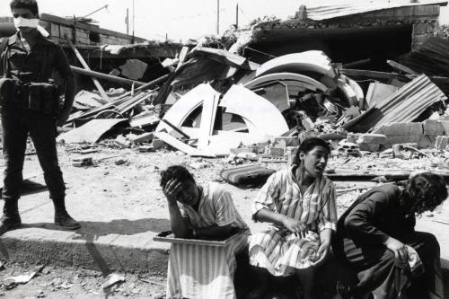 Recordando la masacre de Sabra y Chatila