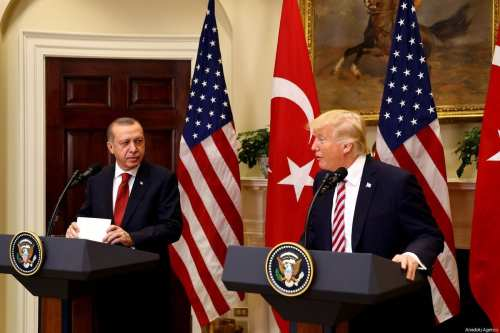 "Trump advirtió a Erdogan en una carta: ""No seas un…"