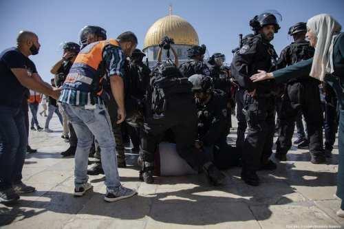 Israel permitirá a los judíos realizar sus oraciones dentro de…
