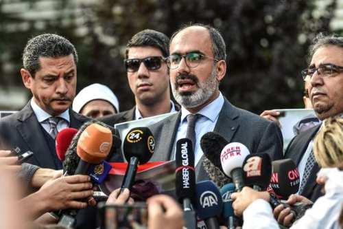 Turquía se esfuerza en convertir el consulado de Arabia Saudí…