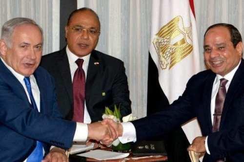 """Ministro de Relaciones Exteriores egipcio: """"Egipto apoya el establecimiento de…"""