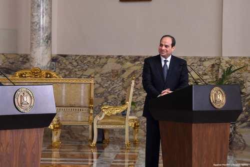 Un periódico egipcio incita asesinato de artistas anti-Sisi