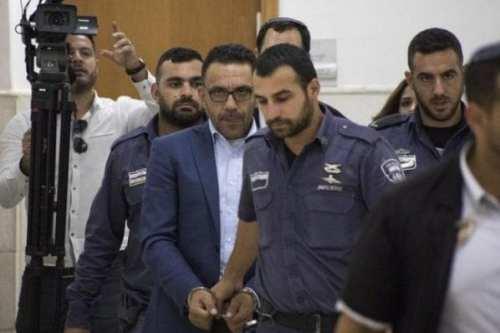 Israel vuelve a detener al gobernador de Jerusalén