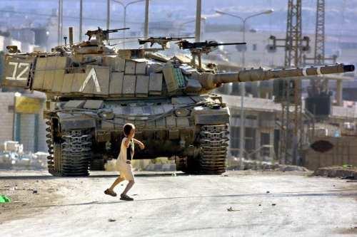 """Ex funcionario de Israel: """"La Segunda Intifada terminó después de…"""