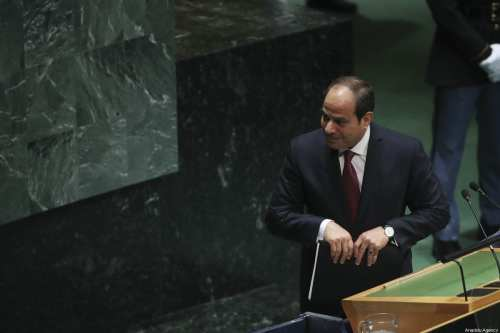 Sisi pide a los egipcios que trabajen 12 horas al…