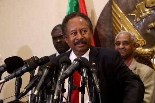"""Sudán: """"Tenemos la intención de formar un ejército profesional con…"""