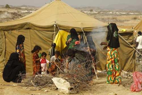 Desplazados y asustados: los yemeníes continúan en el limbo después…