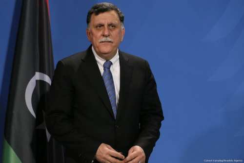 Sarraj no volverá a sentarse con Haftar, envía un mensaje…