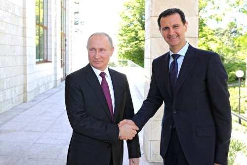Rusia y la independencia siria