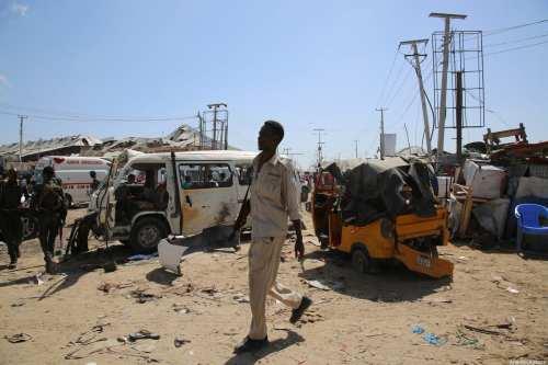 Somalia: Dos personas muertas y seis heridas tras la explosión…