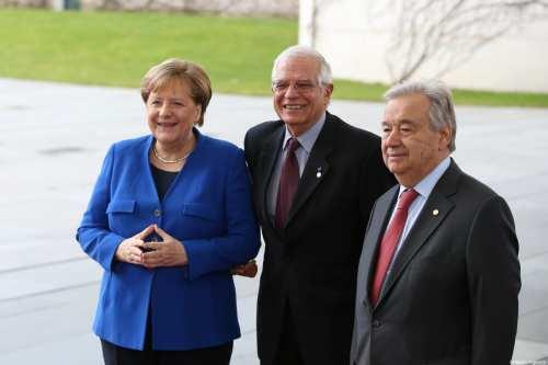 La Conferencia de Berlín sobre Libia es la primera batalla…