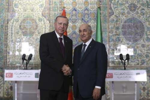 Argelia dice que la visita del presidente turco es para…