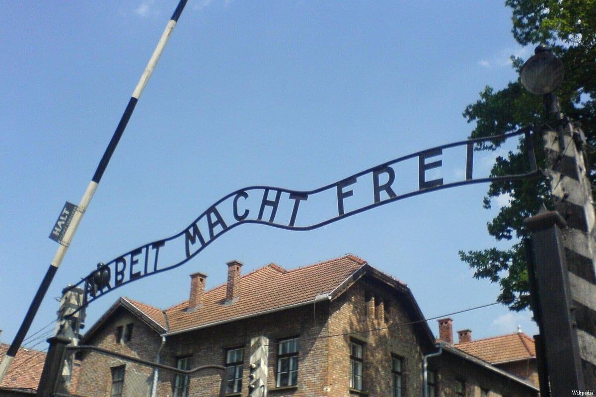 Memorial de Auschwitz en Oświęcim, Polonia [Wikpedia]
