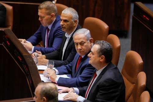El 58% de los israelíes piensan que sus líderes son…