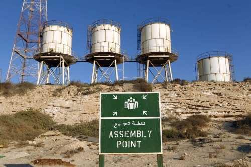 La producción de petróleo de Libia cae un 76% debido…