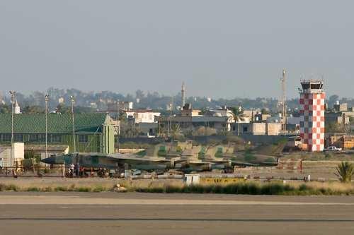 Libia suspende el tráfico aéreo en Mitiga, Trípoli, después un…