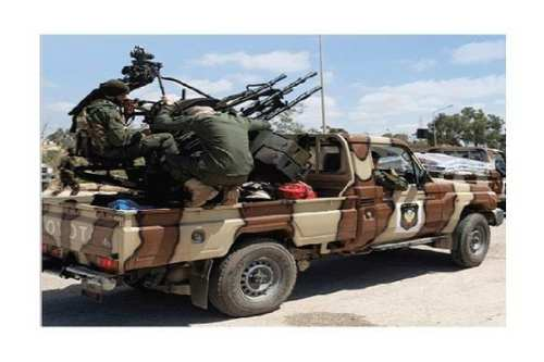 La ONU lamenta la violación del embargo de armas en…
