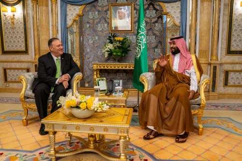 Pompeo llega a Arabia Saudí para discutir la seguridad regional,…
