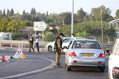 Israel construye una carretera solo para colonos de Naplusa hasta…