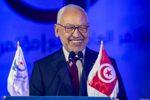 """Ghannouchi de Túnez: """"El gobierno de Fakhfakh incluye a personas…"""
