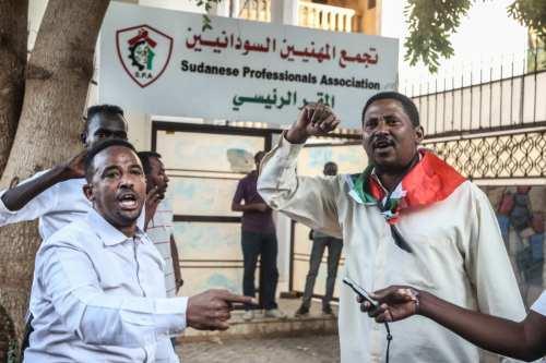 Heridos en las protestas sudanesas contra la falta de pan…