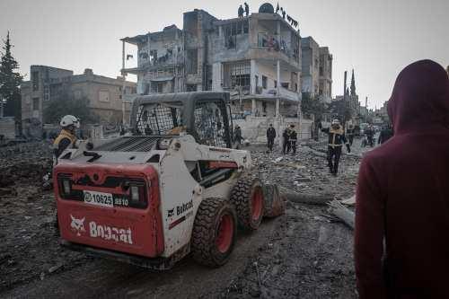 Siria: Delegación de Rusia en Turquía para hablar sobre Idlib