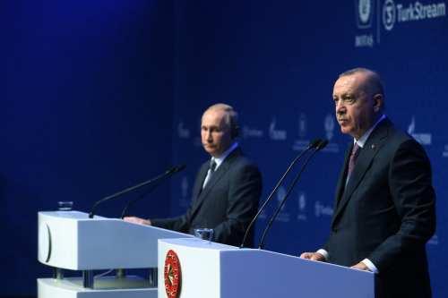 Turquía y Rusia terminan las conversaciones de Idlib en Siria…