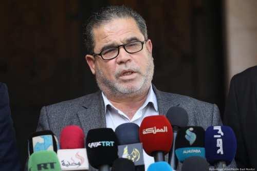 Las facciones palestinas forman un comité nacional contra el acuerdo…