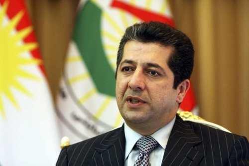 """Barzani: """"Todos los partidos deben estar representados en el nuevo…"""