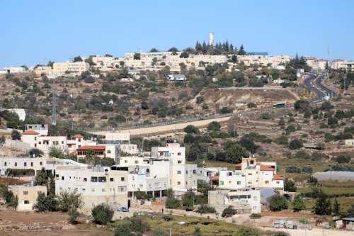 """Israel planea el anexo de Cisjordania después del """"acuerdo del…"""