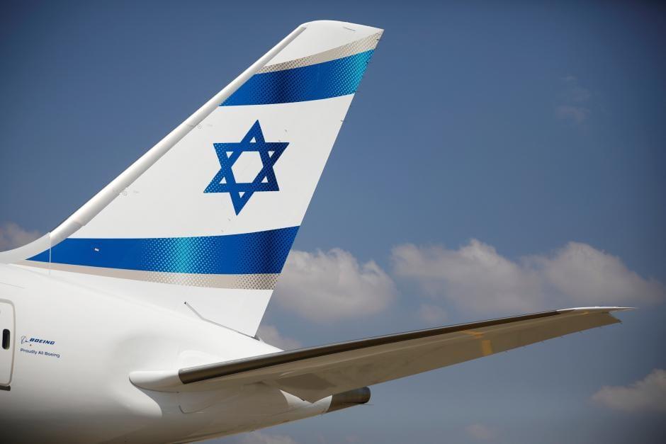 El Al ha pedido a un grupo de presión de la industria de las aerolíneas, la Asociación Internacional de Transporte Aéreo, que lo ayude a acceder al espacio aéreo saudí [REUTERS / Amir Cohen / File Photo]