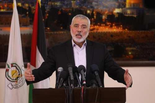 Haniyeh critica la pena de prisión para el clérigo Raed…