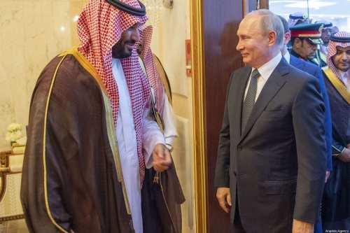 Arabia Saudí niega el contacto con Rusia para equilibrar los…