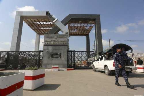 Egipto envía ayuda humanitaria y médica a Gaza