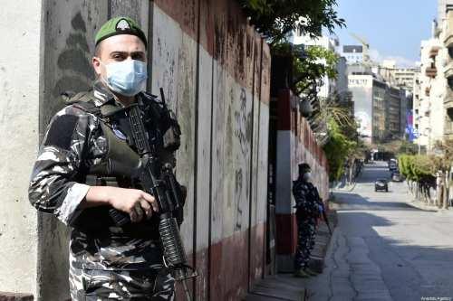 """El Líbano extenderá el estado de """" movilizaciones generales """"…"""