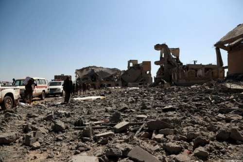 Funcionario de la ONU condena el bombardeo de una prisión…